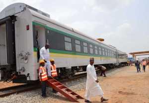 Kaduna-Abuja train service raked in N5.1m in first two weeks – NRC MD